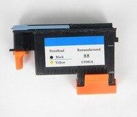 88 C9381A amarillo negro cabeza de impresión para HP K5300 K8600 L7380 7580 K550 k5400