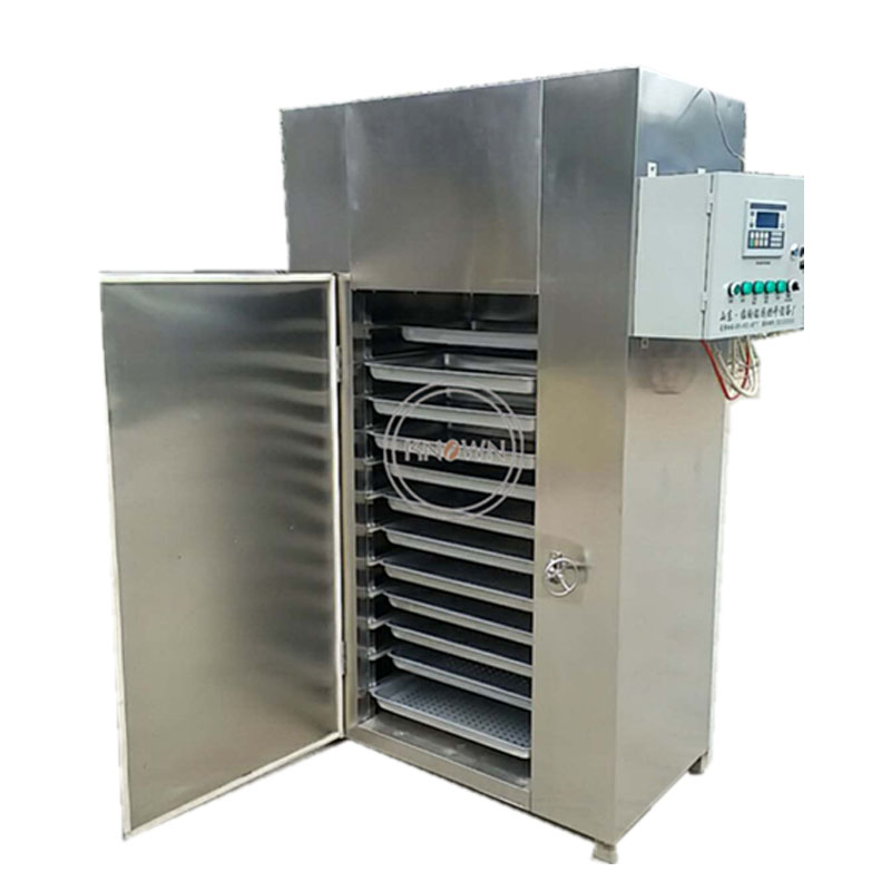 12 Tray Industrial Food Dryer/food Freeze Dryer Machine From China Manufacturer