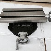 Комбинированный верстак, сверлильный и фрезерный станок поперечный стол, точность 310*140