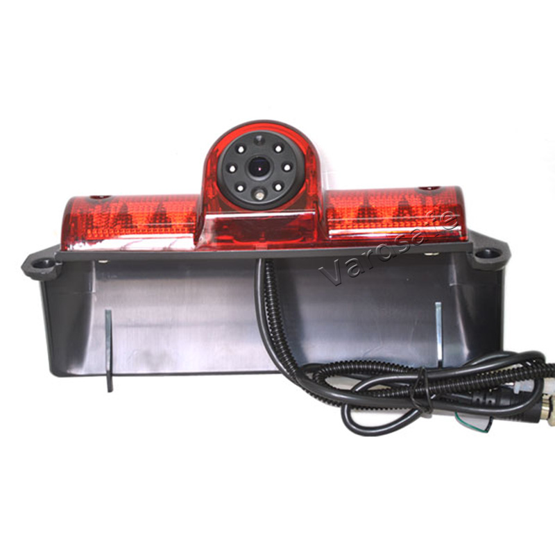 GMC Savana VardsafeBrake Light Rear View Backup Camera for Chevy Express