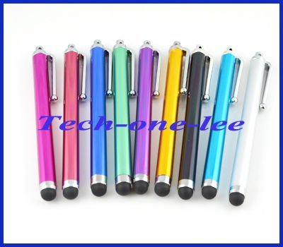 Free shipping (10 pieces/lot) Touch Stylus Pen for Apple ipod touch IPhone 3G 3GS 4 4G Ipad 2 New