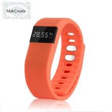 Red android wasserdichte verschleiß smart gesundheit smartwatch armband smart watch armband für samsung iphone 6/6 s huawei xiaomi