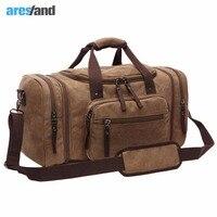 Sports Bag Fitness Gym Bag Women Male Large Capacity Canvas Leather Tote Travel Bag Sport Shoulder Bag Handbag Ladies bolso de