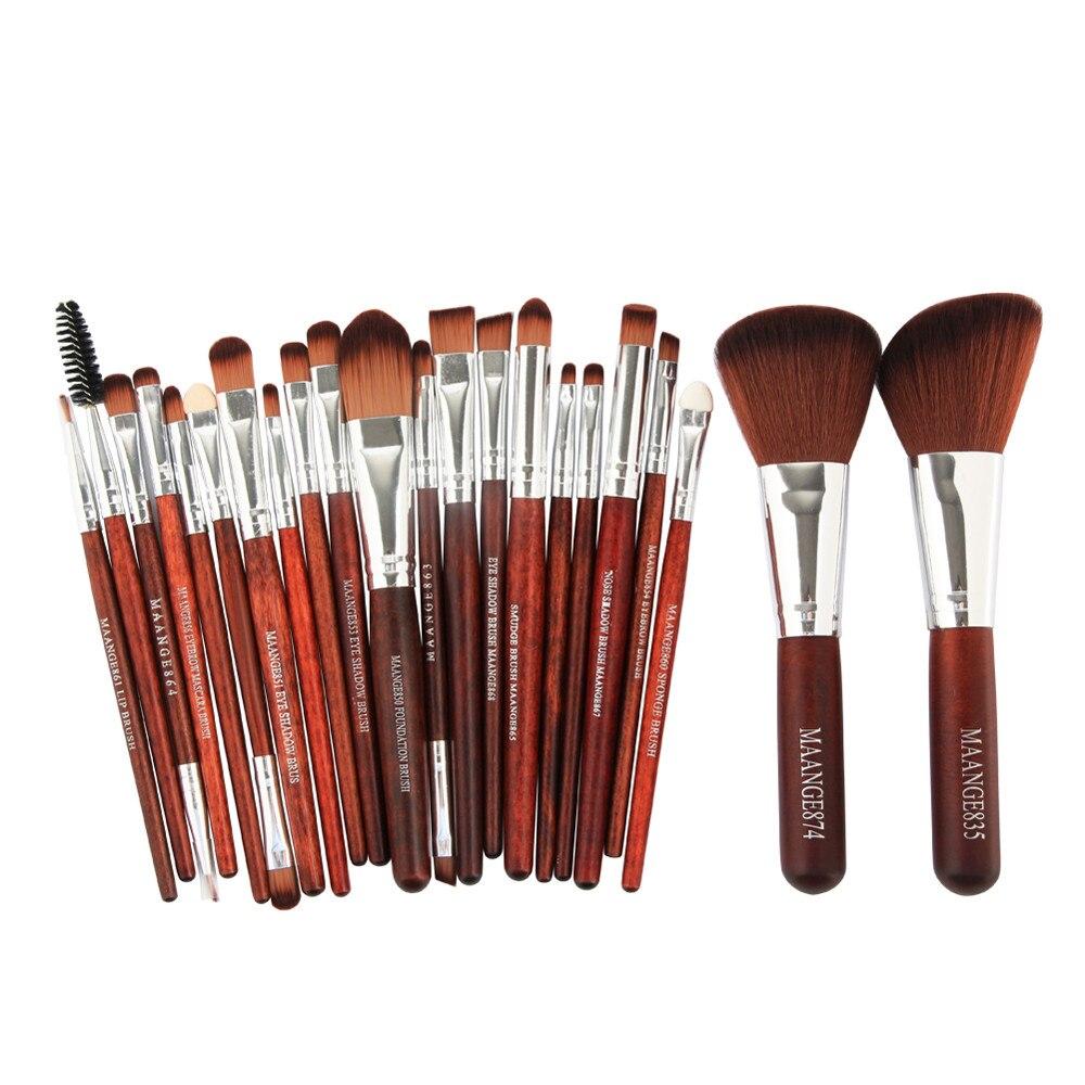 22  pcs Makeup Brush Set tools Professional Makeup Brushes Set Cosmetic tools