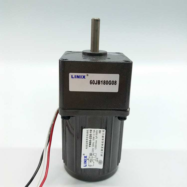 Linix Motor YN60 220 10 YN60 10 220V
