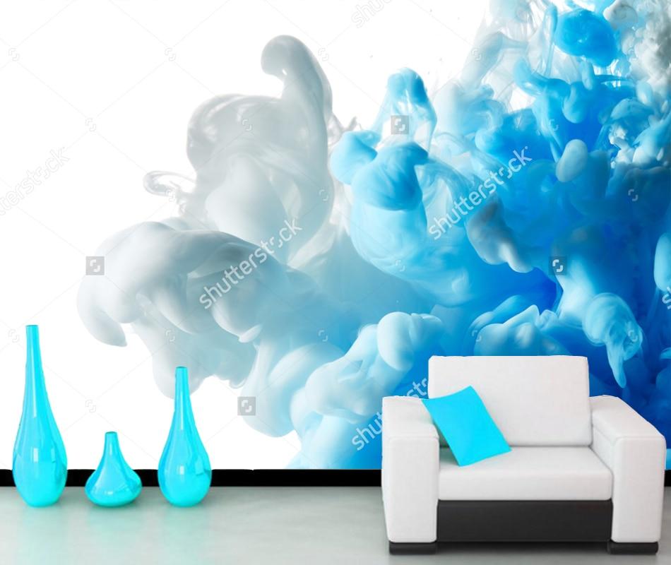 3d abstract art wallpaper paint splash for living room bedroom sofa background wallpaper vinyl. Black Bedroom Furniture Sets. Home Design Ideas