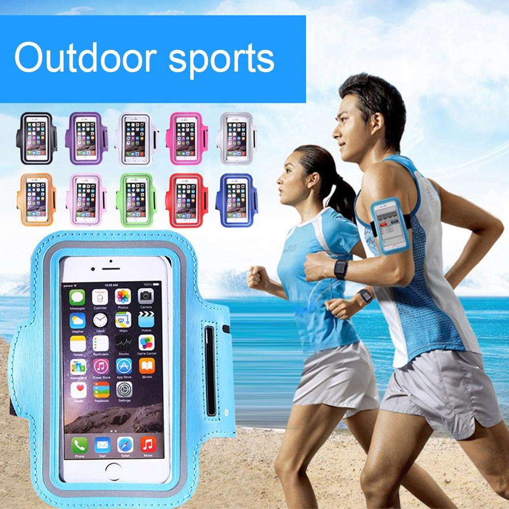 Sports Outdoor Shockproof Fitness Running Cycling Arm Bag Ph