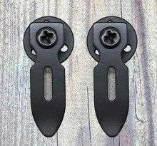 2 adet/grup 38X90 MM. 2018NEW Retro Amerikan dolap kapağı tutacağı Demir Flanş Tabanı Mobilya Kanca Askıları