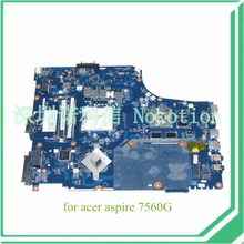 NOKOTION MBRQF02001 MB. RQF02.001 P7YE5 LA-6991P Für acer aspire 7560G motherboard HD6630M