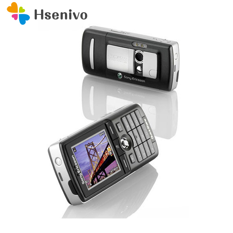 K750i 100% Original Unlokced Sony Ericsson K750 Mobile Phone 2G Bluetooth 2.0 MP Camera FM Unlocked Cell Phone Free Shipping