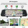 ANSTAR f800 Car DVR 4G Android 5 1 GPS WIFI ADAS  Auto Camera 10inch Rearview Mirror HD 1080P Dash Cam Recorder Registrar DVRs discount