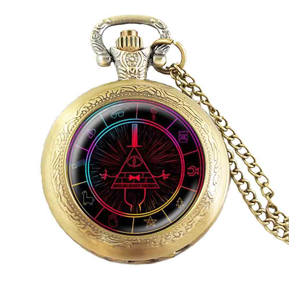 Steampunk Drama Gravity Falls Mysteries Bill Cipher Wheel