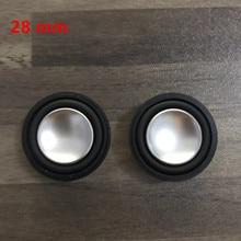 2Pcs Full Range Audio Voor Harman 1 Inch 4 Ohm 4 W Woofer Luidspreker Speaker