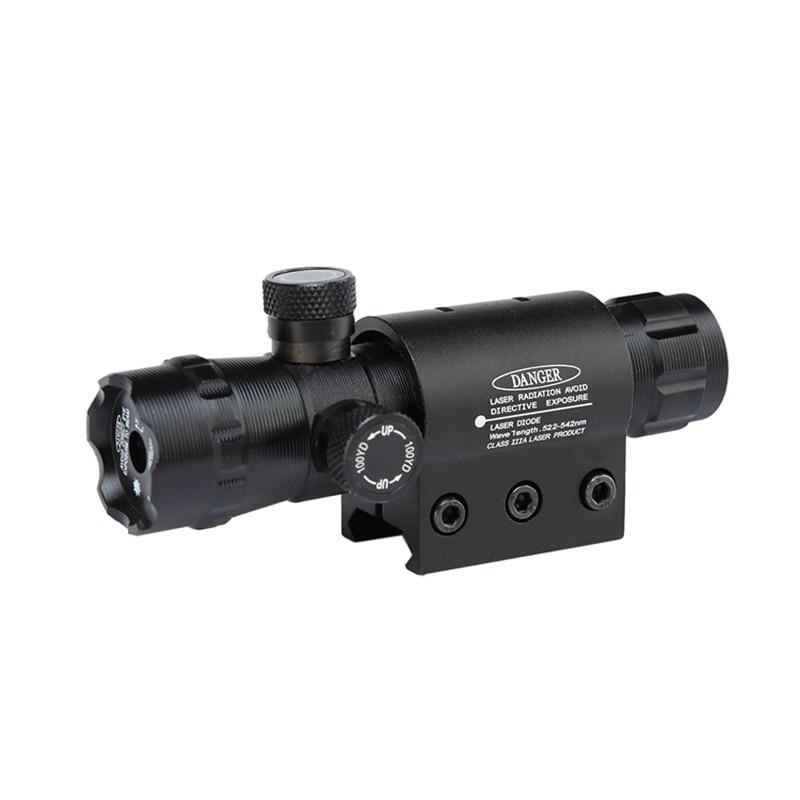 Visor de láser Tactical Red Green dot Sight que incluye monturas de - Caza - foto 2