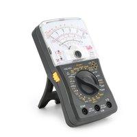 Aletler'ten Multimetreler'de Mini El Analog Multimetre AC/DC Voltmetre Ampermetre Direnç Süreklilik Kapasite Sigorta ve Diyotlar Test Cihazı