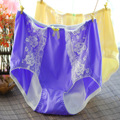milk silk physiological underpanties comfort lace panties leakproof night  string ropa interior mujer bragas strings