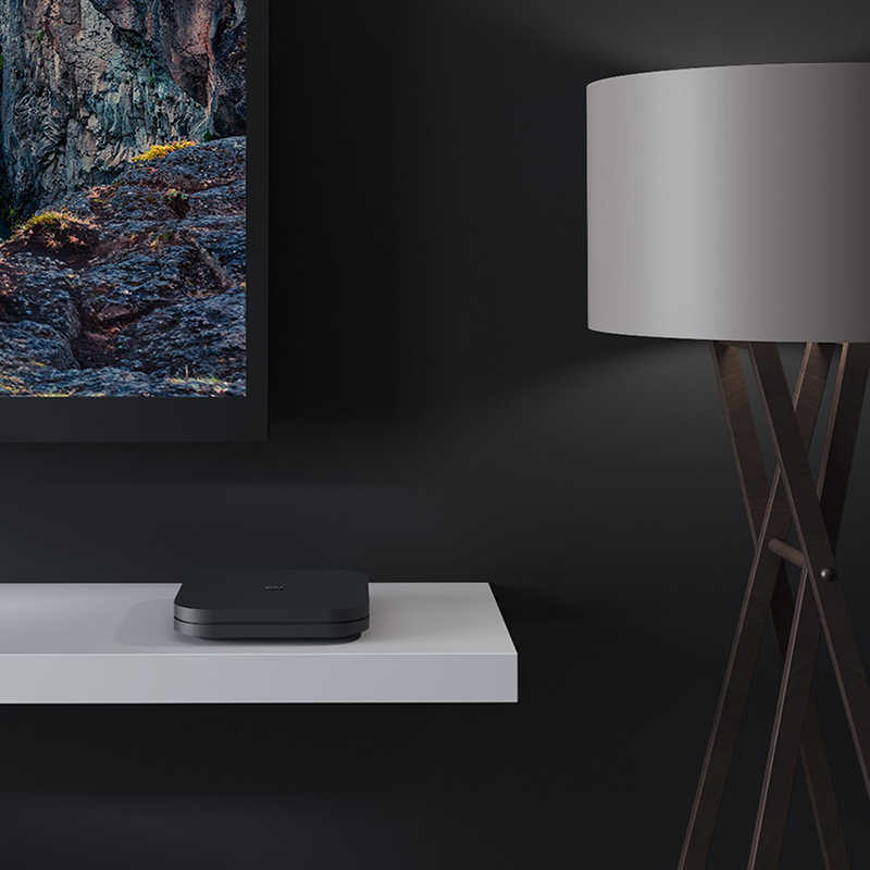 الأصلي العالمي شياو mi mi صندوق التلفزيون S 4K HDR أندرويد TV 8.1 الترا HD 2G 8G واي فاي جوجل يلقي Netflix IPTV تعيين كبار مشغل وسائط تي في بوكس