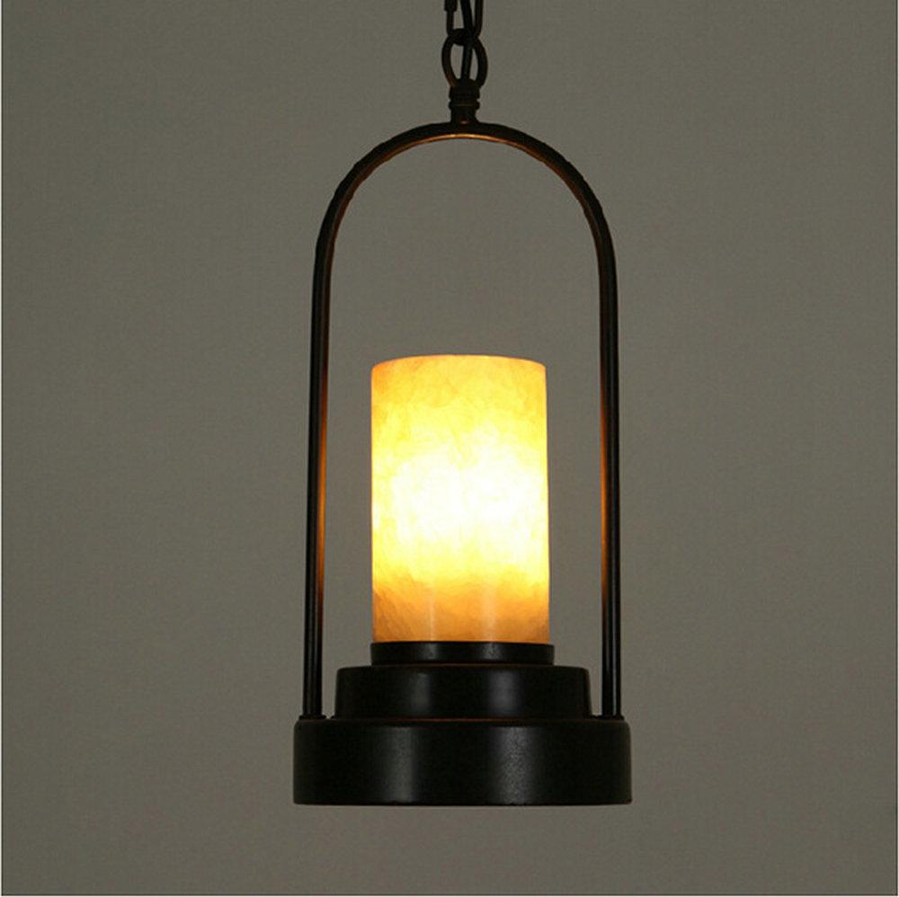 Iron marmeren hanger lamp moderne vintage industriële edison lampen bar restaurant slaapkamers grote winkelen e27 art