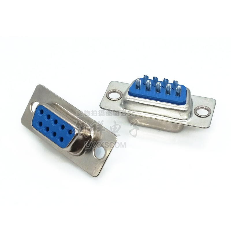 9 Pin Female Serial Connector  (Pack Of 5)