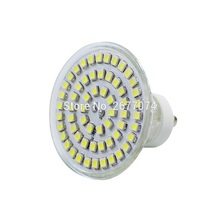 цена на  E14 GU10 E27 60SMD 3528 3w led warm white 300LM AC220V Warm White White Decorative LED Spotlight 10PCS JTFL153-1