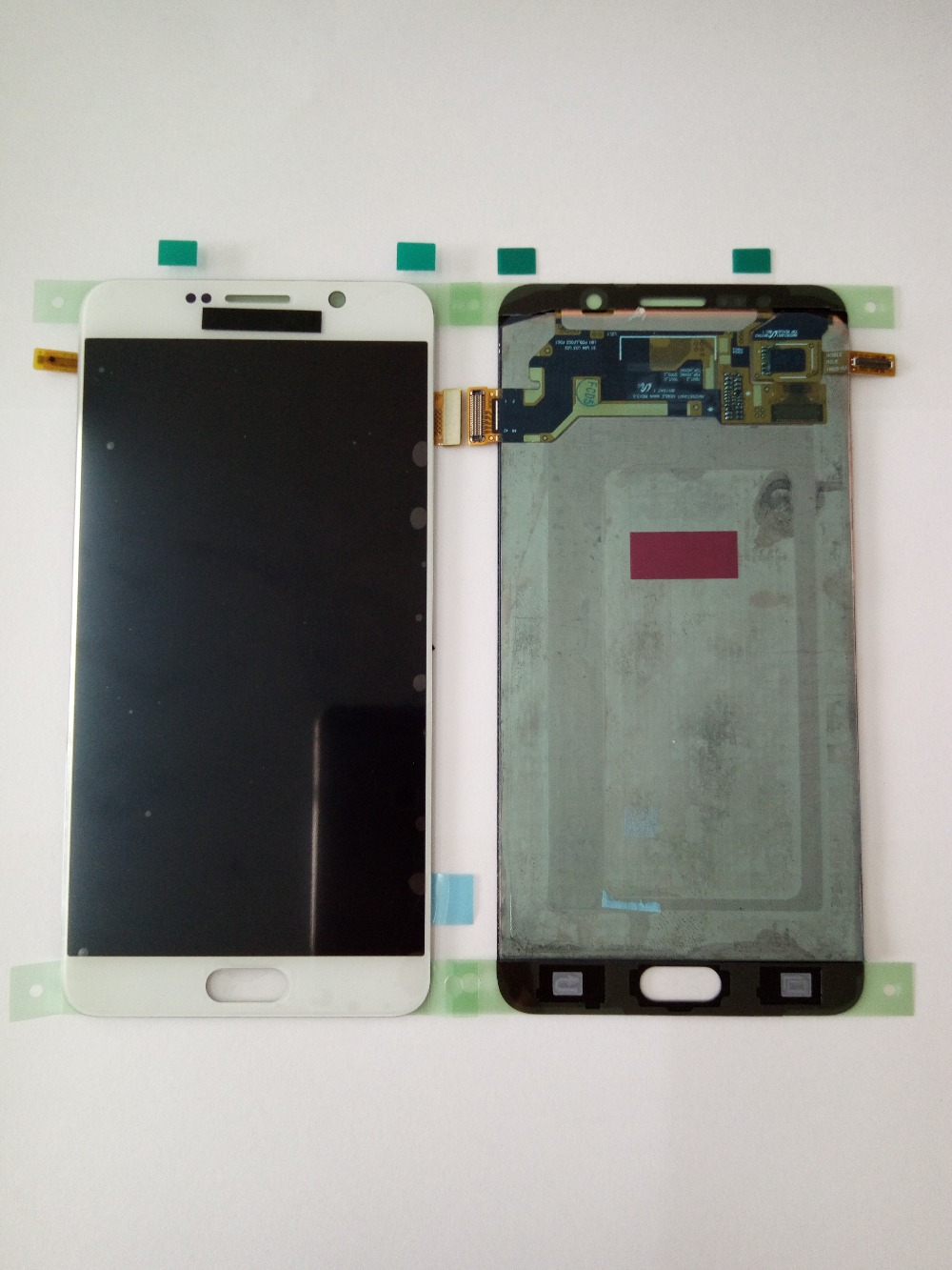 5 pcs/lot Lcd screen for Samsung Galaxy Note 5 N920 N9200 display with touch digitizer assembly free shipping
