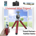 New Mini Camera Tripod Max Load 1kg Aluminum Professional Photography Tripod Hand Size Small Portable For Camera phone projector