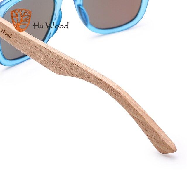 HU WOOD Children Sunglasses  4