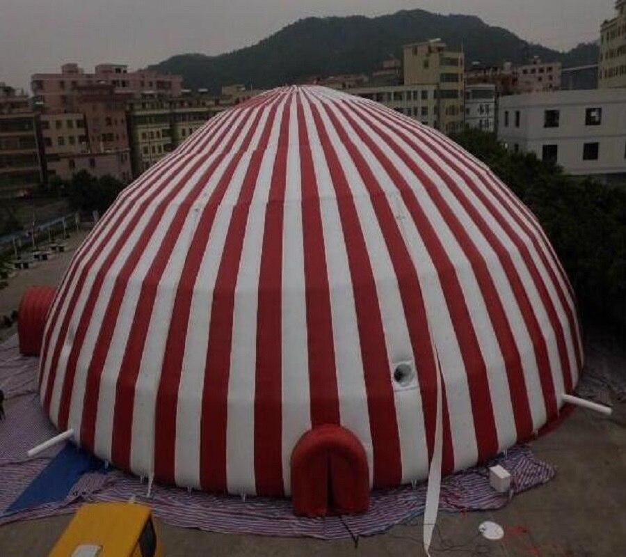 Abri de soleil de grande tente gonflable de tissu d'oxford de haute qualité à vendre