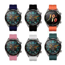 Силиконовый ремешок для huawei watch gt active Элегантный honor