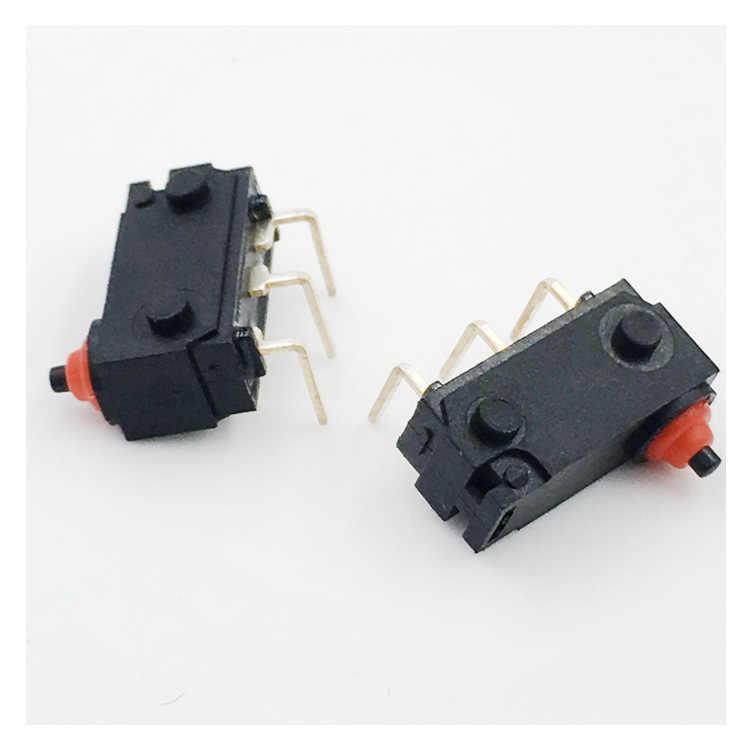 2 pcs 12/24/36 V Waterdicht en stofdicht auto deurslot micro switch power deur en raam waterdichte hoge stroom