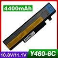 4400 мАч аккумулятор для ноутбука LENOVO IdeaPad B560 Y460 V560 Y560 121000916 121000918 121001033 57Y6440 57Y6567 57Y6568 L09N6D16