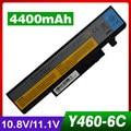4400mAh laptop battery for LENOVO IdeaPad B560 Y460 V560 Y560 121000916 121000918 121001033 57Y6440 57Y6567 57Y6568 L09N6D16