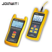 Handheld Optical Power Meter JW3208A en Optische Lichtbron JW3109 1310/1550nm Combinatie Tool Tester Kit(China)