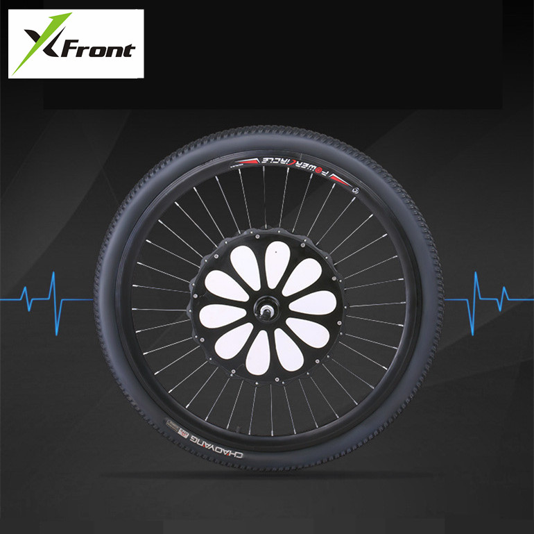 Original X-Front brand Intelligent power electric bike bluetooth smart wheel motor connect phone mountain downhill ebike