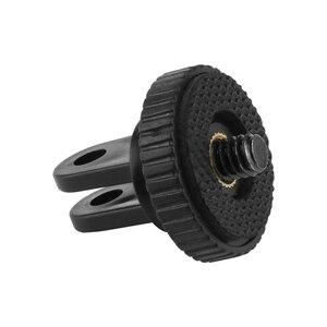 Image 5 - Kaliou adaptateur universel pour trépied avec vis 1/4 pour Gopro 6 5 4 3 + 3 2 1 Yi 4 K 4 K + SJ4000 SJ5000 H9 accessoires de montage
