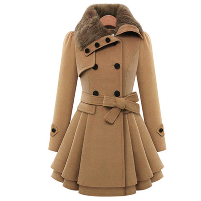 Online Get Cheap Peacoat Womens -Aliexpress.com | Alibaba Group