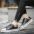 Superstar diseñador Famosa Marca de Oro Brillante de Los Hombres Ocasionales de Moda Zapatos Para Caminar Al Aire Libre Respirable Zapatos Casuales zapatos casuales