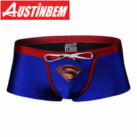 Austinbem ملابس الرجال الرجال الرياضية المايوه مايوه دي باين أوم سوبرمان الرجال السباحة جذوع الرجال ملابس رجالية ملخصات