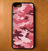 Camo Pink Jpg Fashion Cell Phone Case Cover For Iphone 4 4s 5 5s 5c SE
