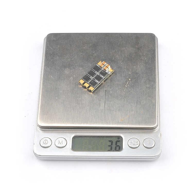 BS30D 30A 2-6 S Brushless ESC dengan RGB LED BLHeli_S Dshot ESC Untuk Drone FPV Balap