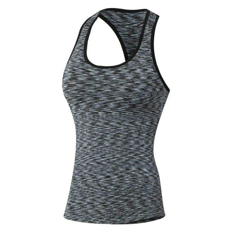 Women Sports Yoga Top T-shirts Fitness Gym Tank sleeveless sport jerseys Breathable Quick Dry Female Elastic Sweatshirts Vest