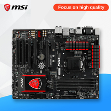 MSI H97 GAMING 3 Original Used Desktop Motherboard H97 Socket LGA 1150 i3 i5 i7 DDR3