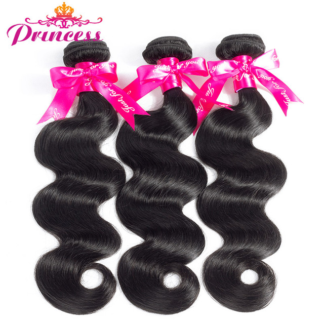 Beautiful Princess Hair Brazilian Body Wave 8 28 Inch Human Hair