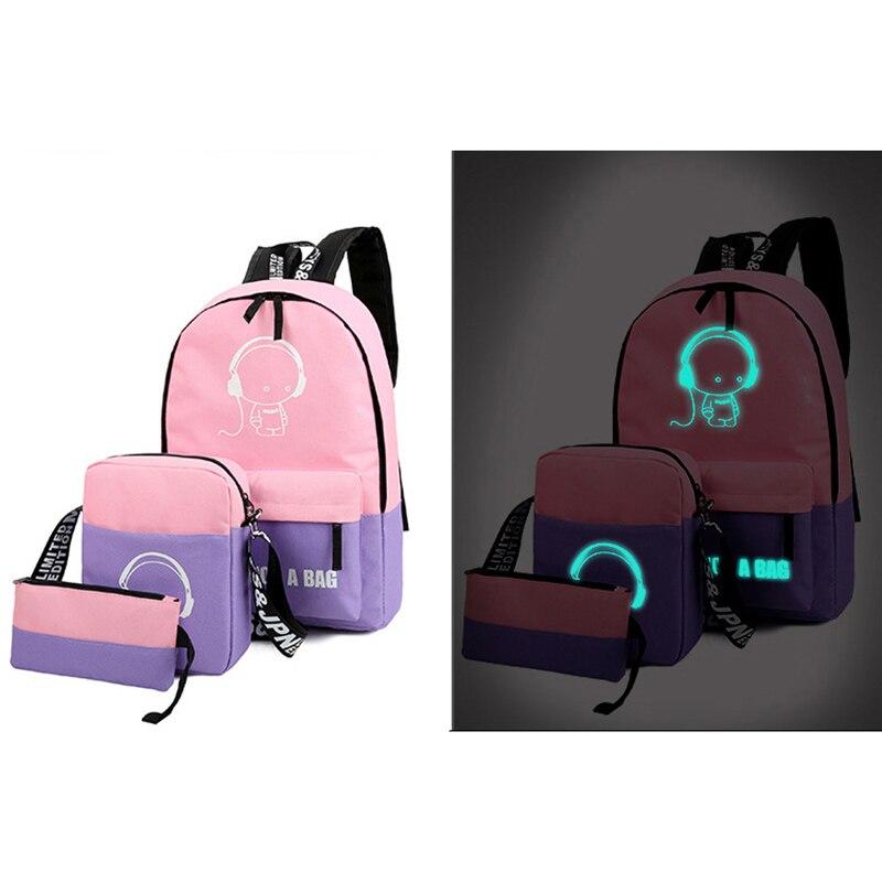 para adolescentes meninas mochilas casuais Marca : Leinasen