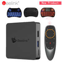 In Stock Beelink GT1 Mini GTmini - A Amlogic S905X2 Android 8.1 TV Box 4G DDR4 32G BT 2.4G 5G WiFi HDMI Set Top Box Voice Contro
