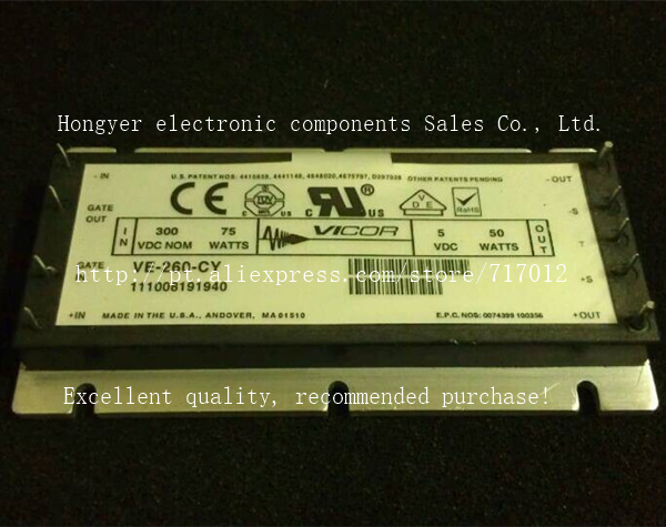 Free Shipping KaYipHT VE-260-CY DC/DC: 300V-5V-50W,Can directly buy or contact the seller free shipping kayipht ve 263 eu no new old components dc dc 300v 24v 200w can directly buy or contact the seller