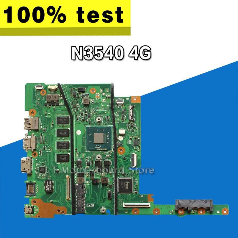 N3540 CPU 2GB RAM E402MA motherboard For ASUS E502MA E402MA 14 REV 2.0 N3540 laptop SR1YW 2GN3540 CPU 2GB RAM E402MA motherboard For ASUS E502MA E402MA 14 REV 2.0 N3540 laptop SR1YW 2G