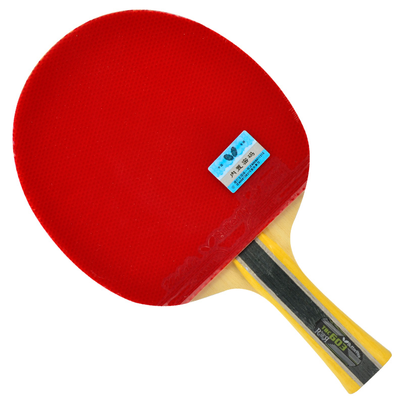 100% Original Butterfly TBC 603 Table Tennis Ping Pong Racket Paddle Bat  Blade Shakehand LOOP WITH ATTACK Raquete De Ping Pong In Table Tennis  Rackets From ...