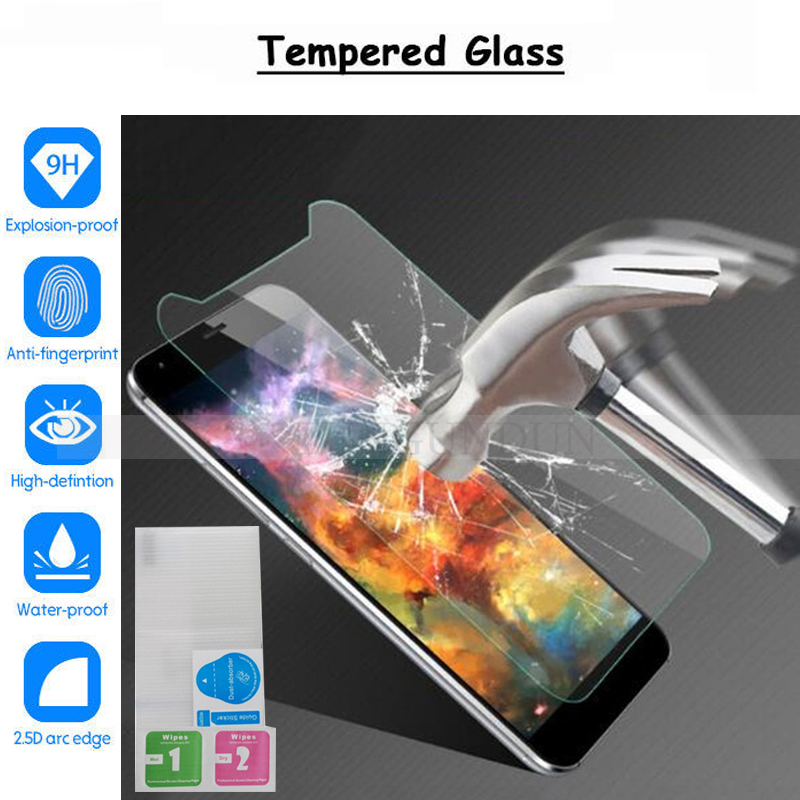BQ BQ-5206L Balance 5206L Glass 2.5D Anti-Scratch Protective Tempered Glass for BQ-5206L Screen Protector 2.5D Mobile Phone Film