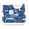 Ba92-06381a placa principal para samsung np-r540 r540 ba92-06381b ba41-01219a notebook pc motherboard hm55 ddr3